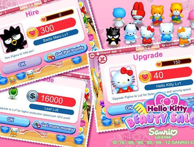 เล่น Hello Kitty Beauty Salon on PC 11