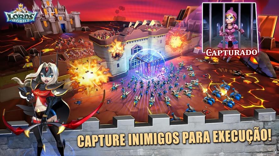 Jogue Lords Mobile para PC 16