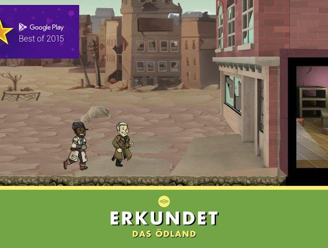 Spielen Fallout Shelter on pc 18