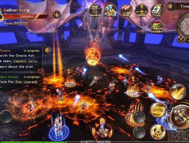 Play Dragon Revolt – Classic MMORPG on PC 20