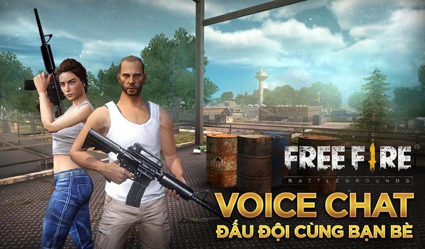 Chơi Free Fire – Battlegrounds on PC 15