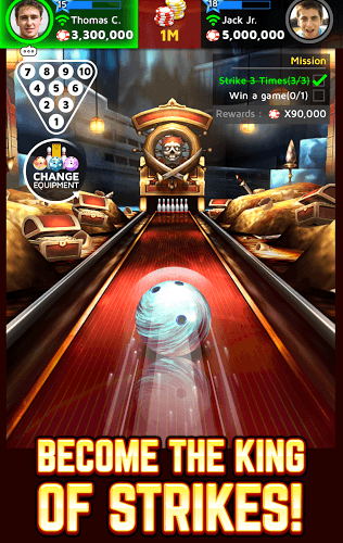 Play Bowling King on PC 15
