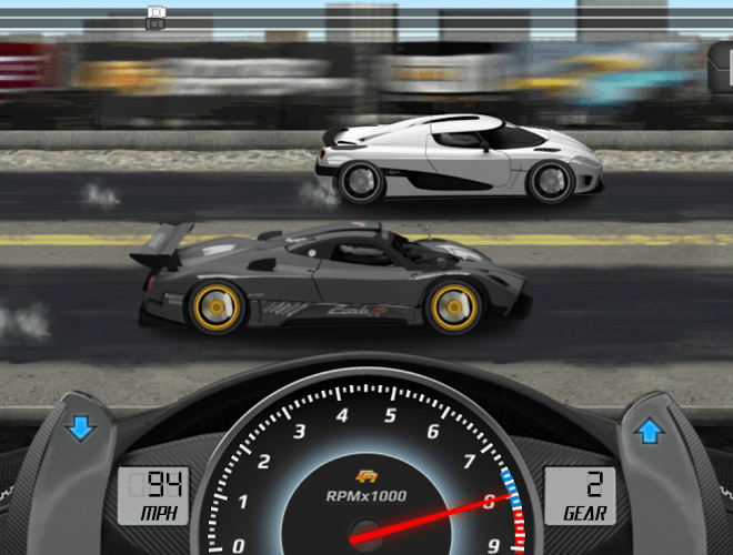 즐겨보세요 Drag Racing on pc 12
