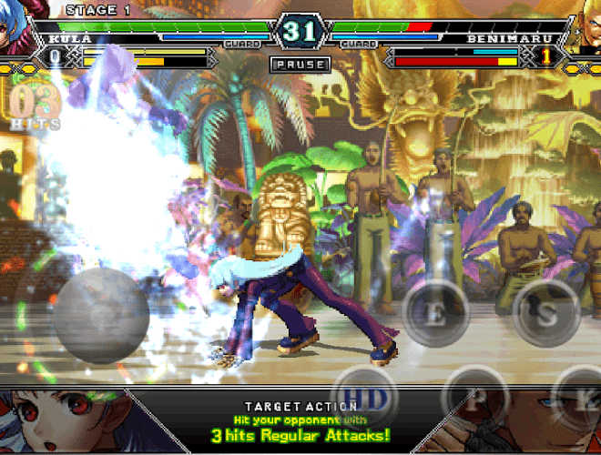 Играй THE KING OF FIGHTERS-A 2012 На ПК 11