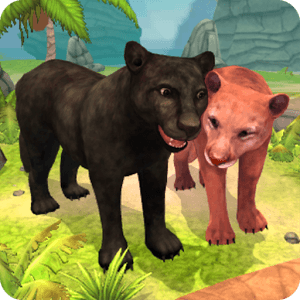 Play Panther Family Sim on PC 1