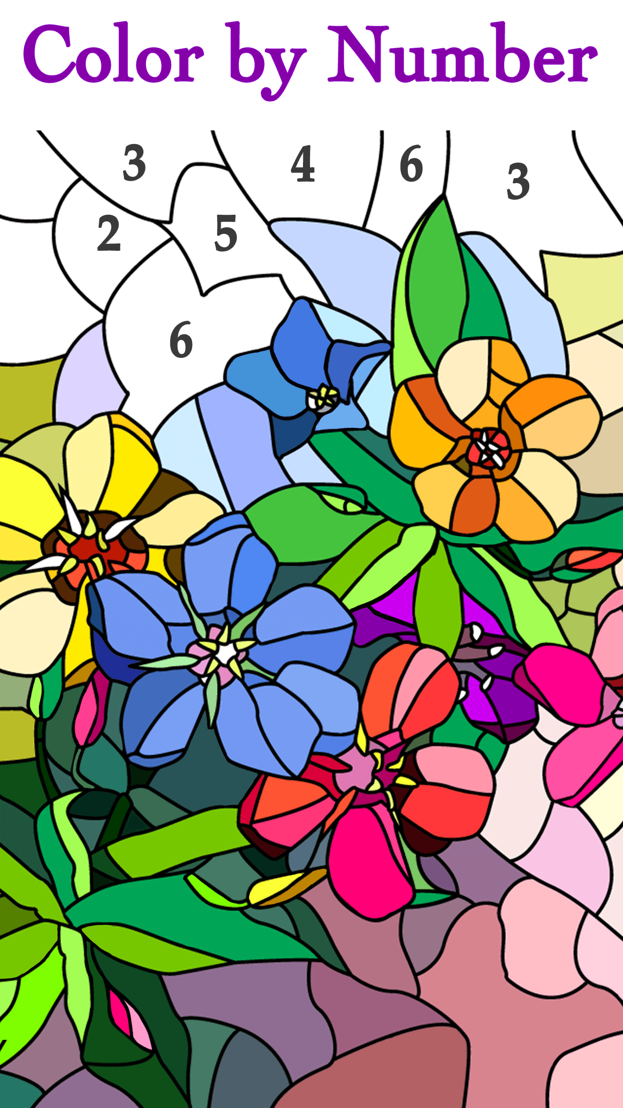 Download Happy Color - Color by Number on PC with BlueStacks