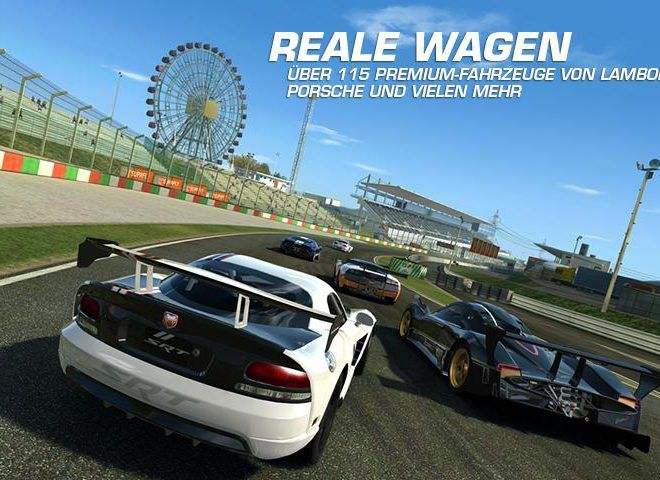 Spielen Real Racing 3 on pc 4