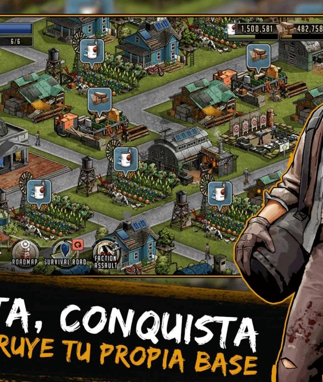 Juega The Walking Dead: Road to Survival en PC 21