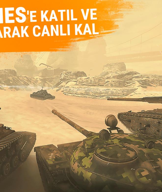 World Of Tanks Blitz İndirin ve PC'de Oynayın 7