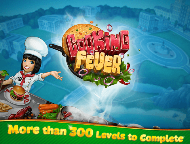 إلعب Cooking Fever on pc 6