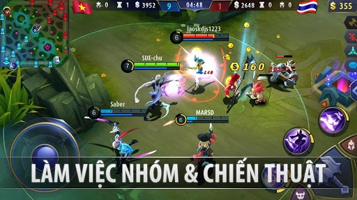 Chơi Mobile Legends: Bang bang on PC 5