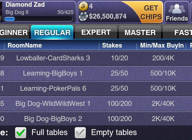 Play Texas HoldEm Poker Deluxe on PC 4