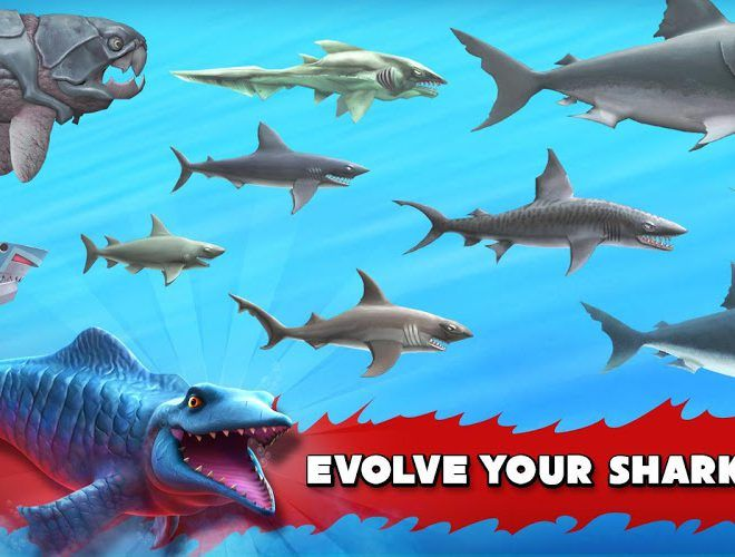 Main Hungry Shark Evolution on PC 5