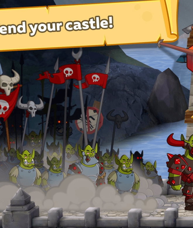 Play Hustle Castle: Fantasy Kingdom on PC 5