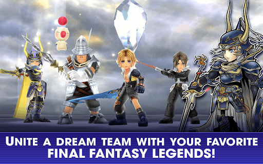เล่น Dissidia Final Fantasy Opera Omnia on PC 10