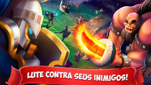 Jogue Epic Summoners: Battle Hero Warriors – Action RPG para PC 10