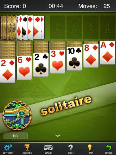 Play Solitaire: Pharaoh on PC 15