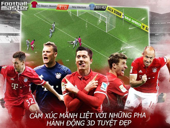Chơi Football Master on PC 12