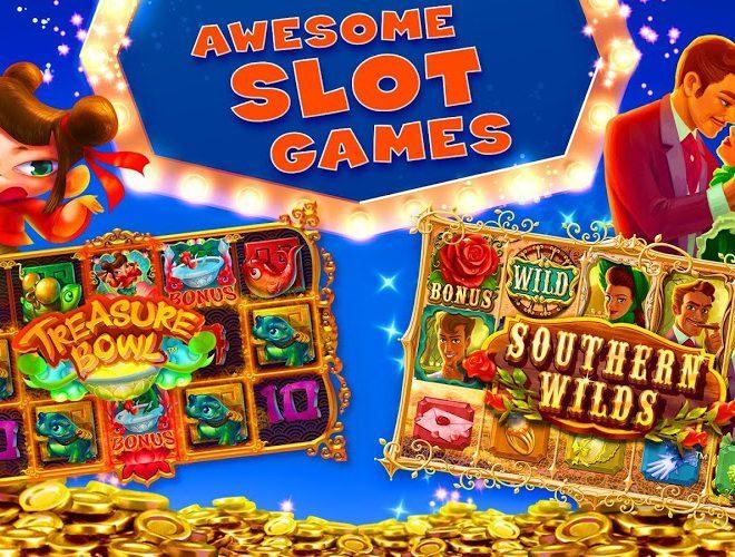Play myVEGAS Slots – Free Casino! on PC 9