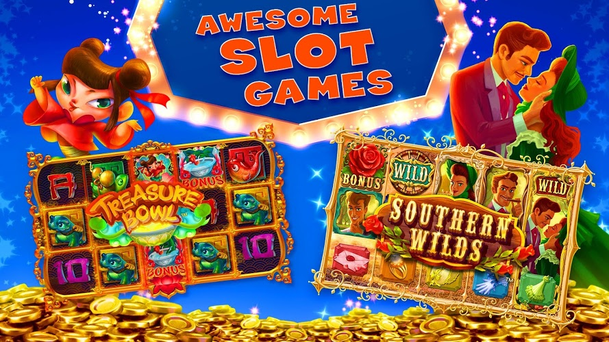 How to get coins on myvegas slots