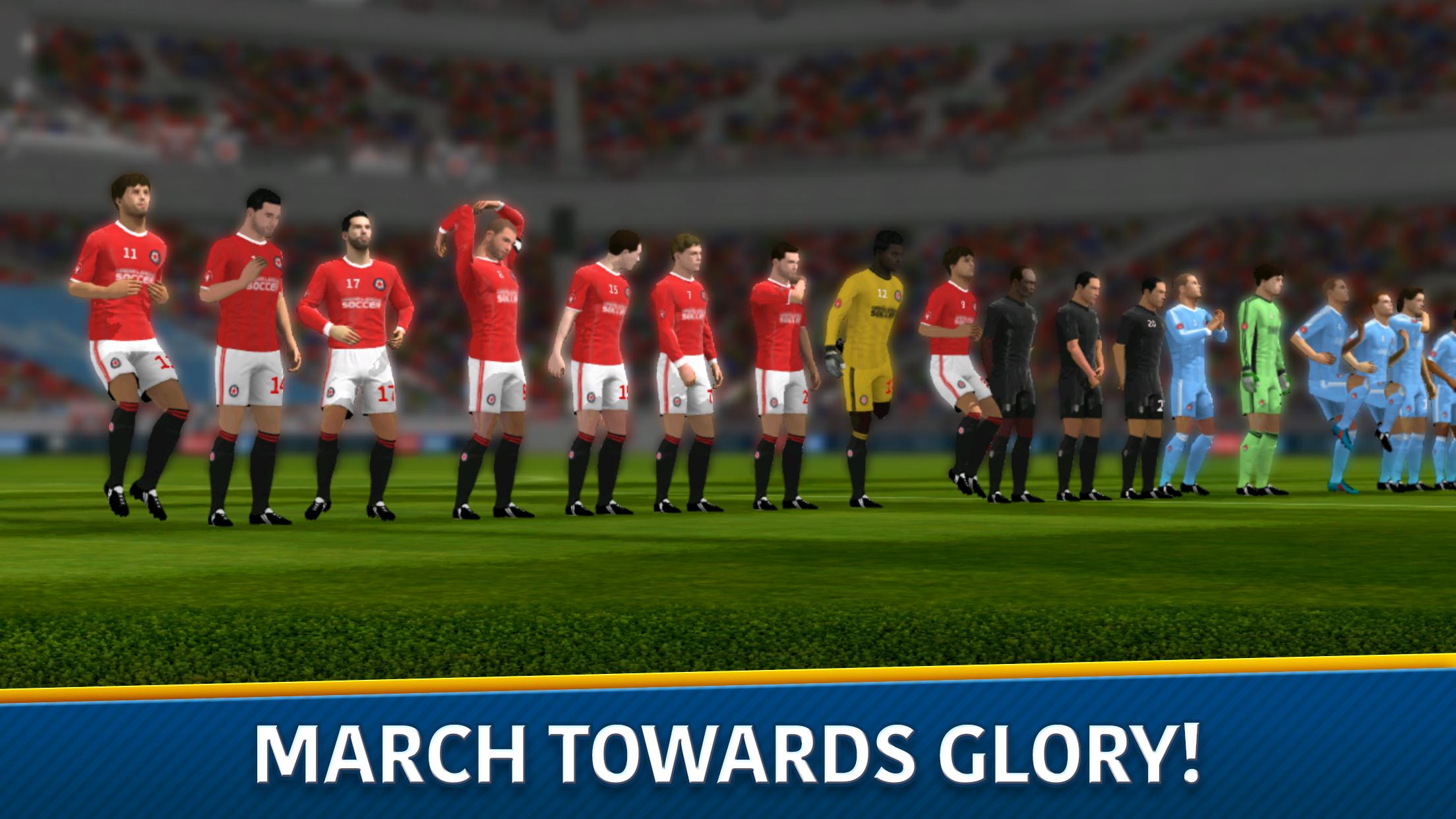Download Dream League Soccer 2018 on PC with BlueStacks