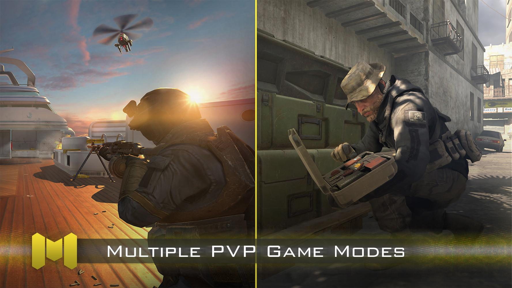 Download Call of Duty: Mobile on PC with BlueStacks
