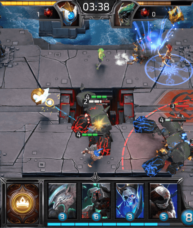 Speel RIVAL: Crimson x Chaos on PC 8