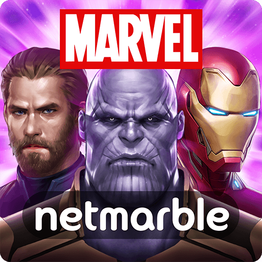 Jogue MARVEL Future Fight para PC 1