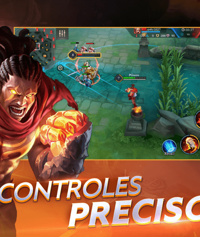 Juega Arena of Valor: 5v5 Arena Game en PC 9