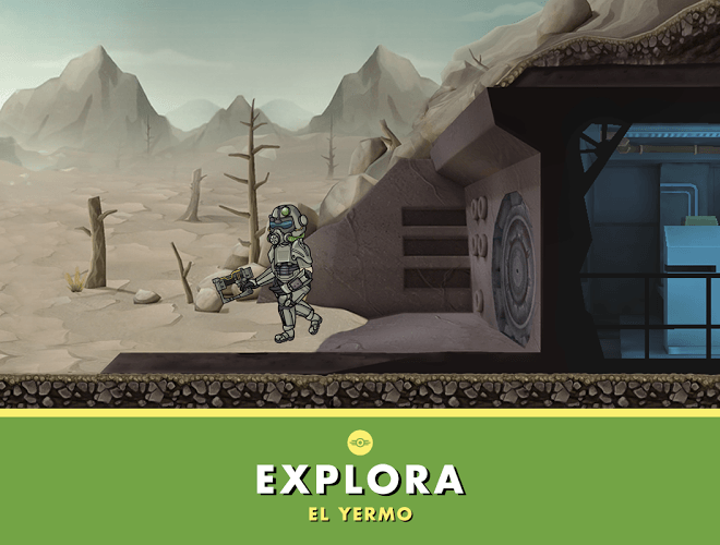 Juega Fallout Shelter on pc 11