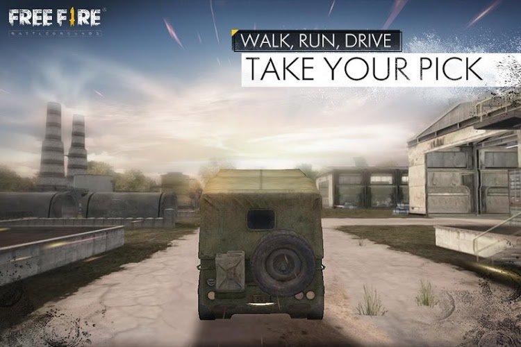 즐겨보세요 Free Fire – Battlegrounds on PC 5