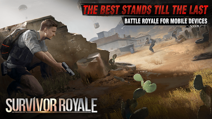Play Survival Royale on PC 3