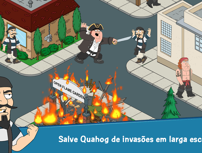 Jogue Family Guy: The Quest for Stuff para PC 10