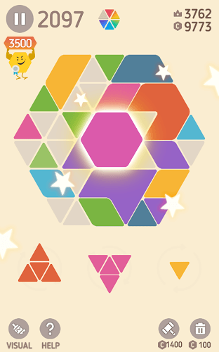 Play Make Hexa Puzzle on pc 5