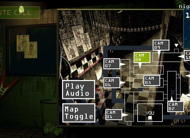 Play Five Nights at Freddy's 3 on PC 3