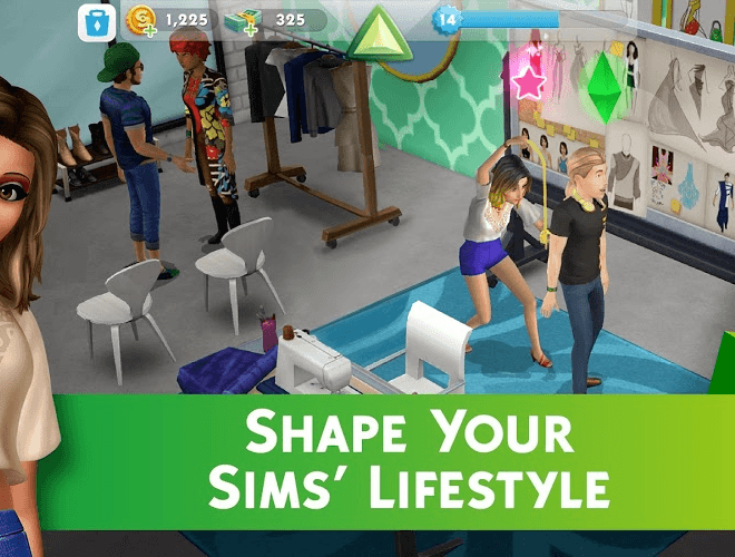 เล่น The Sims Mobile on PC 11