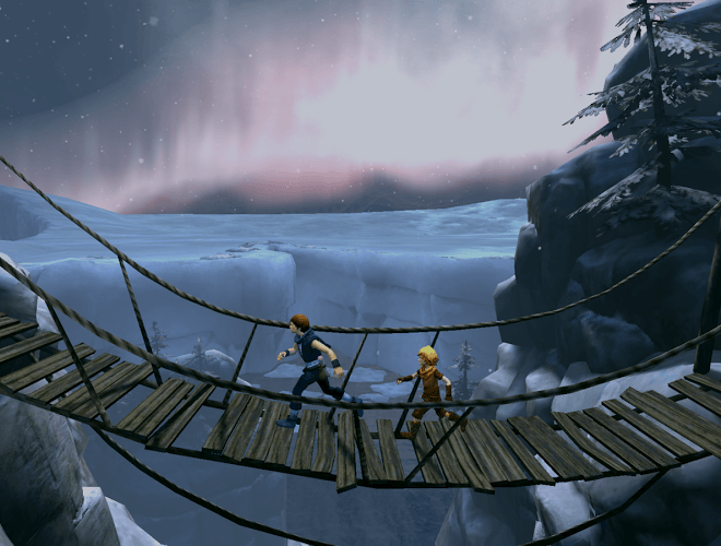Play Brothers: A Tale of Two Sons on PC 4