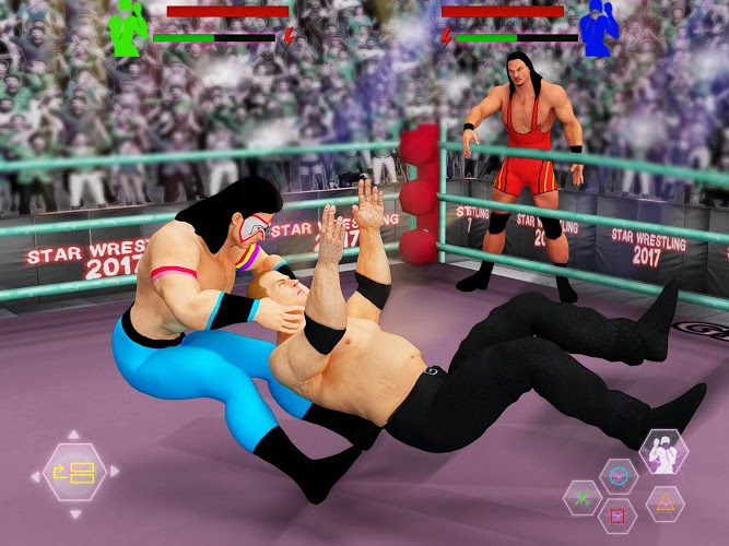 Play World Tag Team Stars Wrestling Revolution 2017 Pro on PC 10