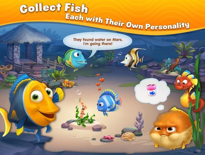 Play Fishdom: Deep Dive on PC 10