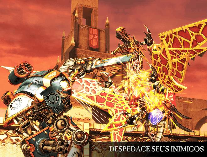 Играй Warhammer 40000: Freeblade На ПК 20