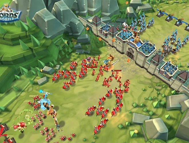 Gioca Lords Mobile sul tuo PC 13