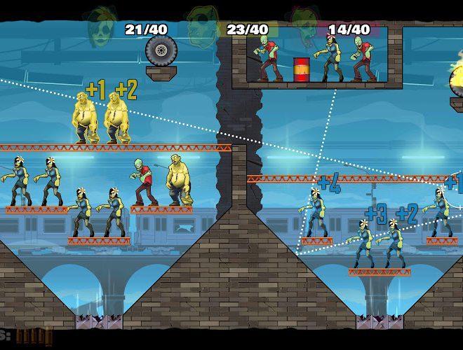Играй Stupid Zombies 3 on pc 12