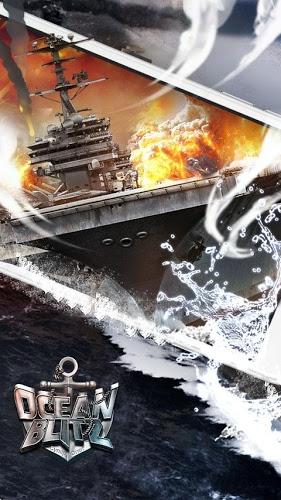 Играй Ocean Blitz — Супер Флот on pc 2