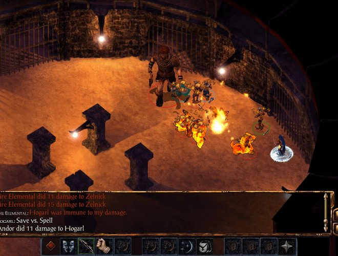Play Baldur's Gate on PC 12