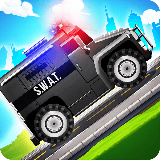 Elite SWAT Car Racing: Army Truck Driving Game