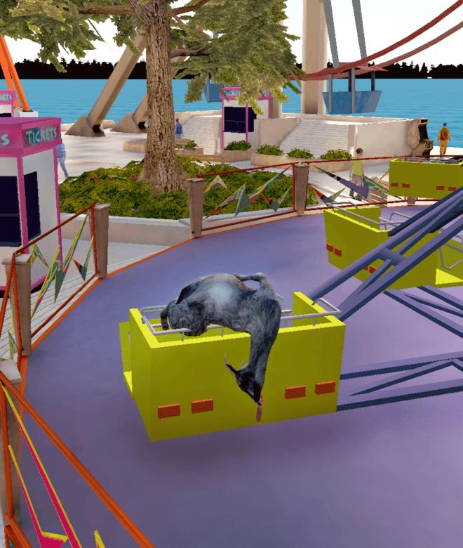 play goat simulator no download