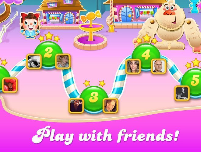 Chơi Candy Crush Soda Saga on pc 18