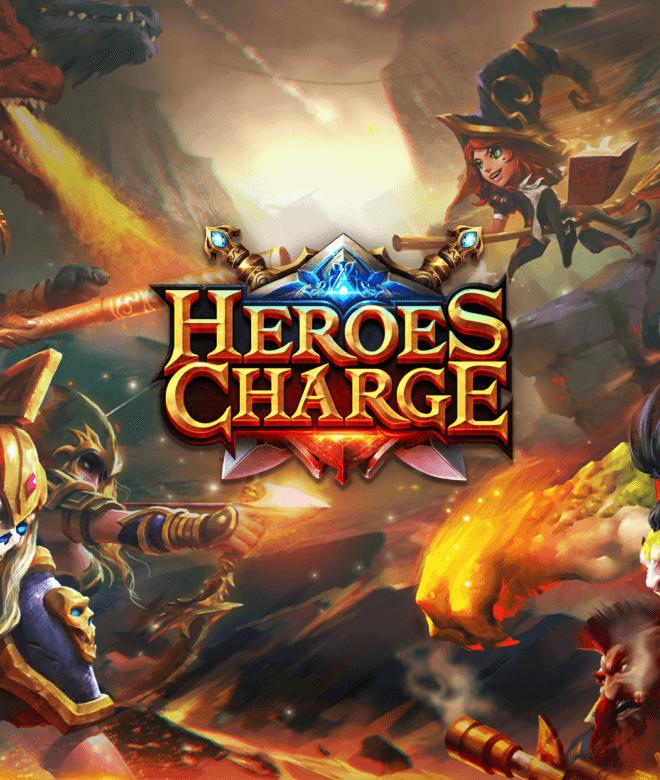 Jouez à  Heroes Charge sur PC 3