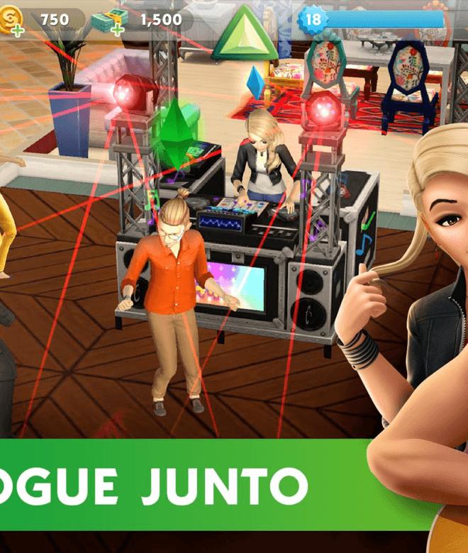 Jogue The Sims™ Mobile para PC 18
