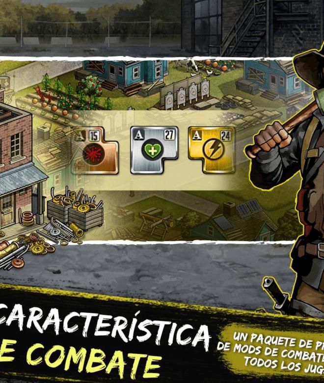 Juega The Walking Dead: Road to Survival en PC 8